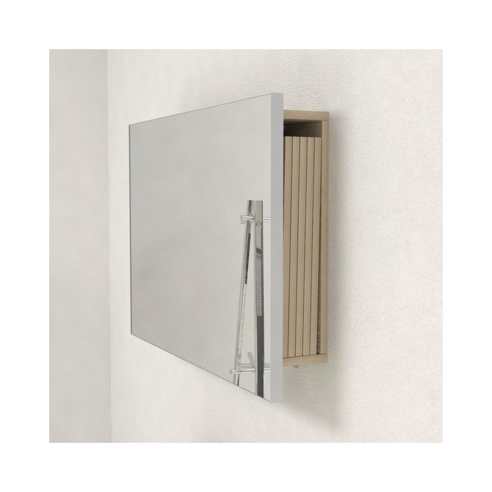 Specchio con porta prolunghe accessorio consolle allungabile - Specchio da porta ...
