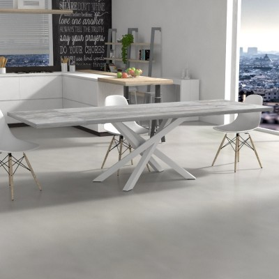 Table extensible Polinesia