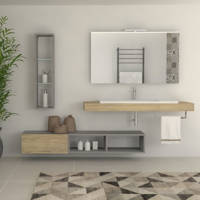 Nature - Complete bathroom furniture