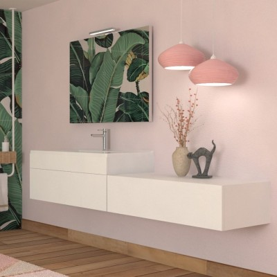 Cascata - Complete bathroom furniture