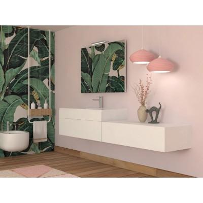 Cascata - Meuble salle de bains complet