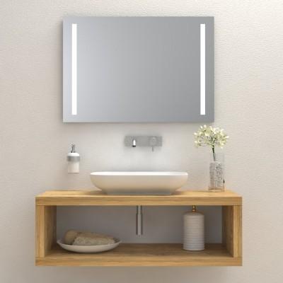 Corsica en bois massif - Meuble salle de bains complet