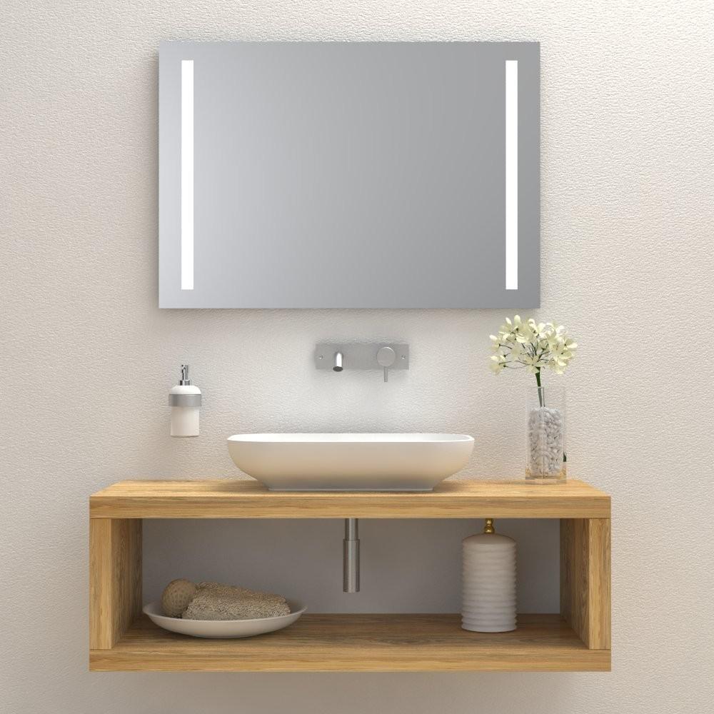 Mobili e arredo bagno in legno massello corsica mobile for Arredo bagno completo