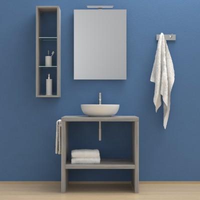 Estoril - Meuble salle de bains complet
