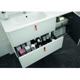 Fluid 90 - Mobile completo arredo bagno