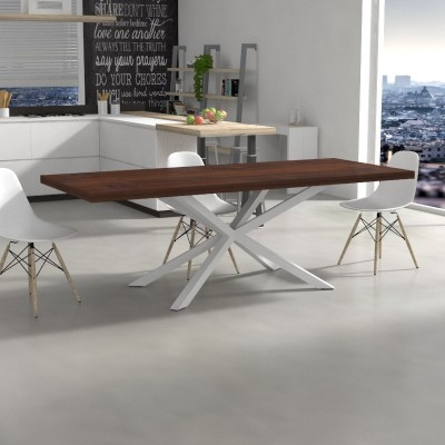 Solid wood Hawaii extendable Table