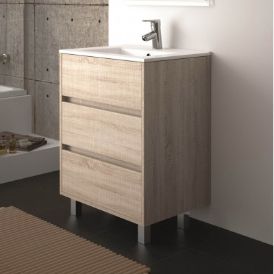 Tirreno bathroom furniture durmast