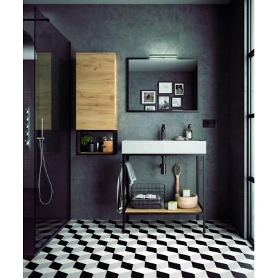 Mobile bagno Lione lavabo 80 cm