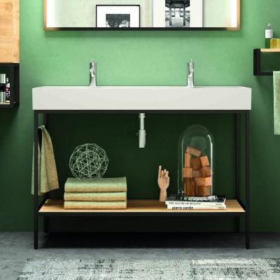 Meuble salle de bain Lione évier 120 cm