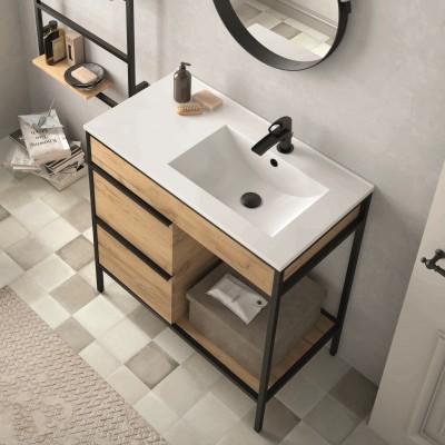 Louvre 85 cm bathroom furniture