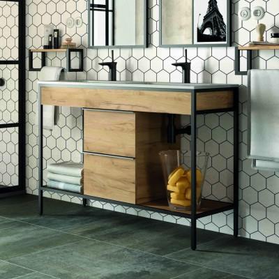 Louvre 120 cm bathroom furniture