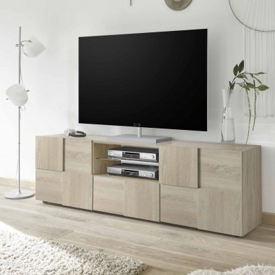 """Scacco"" TV stand 181 cm - durmast"
