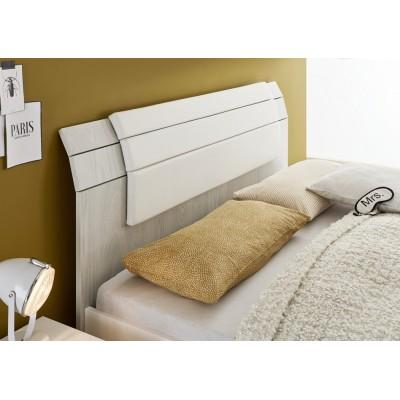 Apple bed white