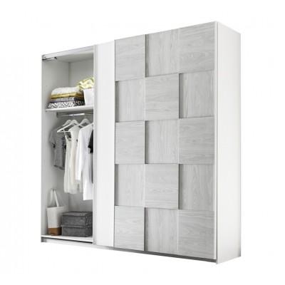 Apple wardrobe white