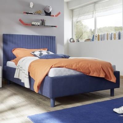 Sky bed blue