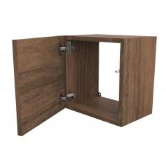 Wall cubes with door