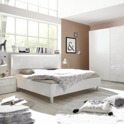 Camera completa Berlino bianca
