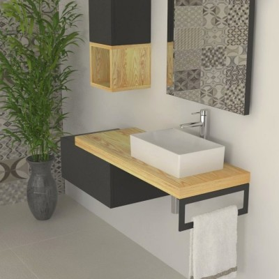 New England - Complete bathroom furniture