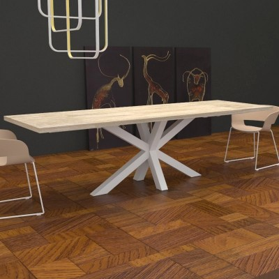 Salomone extendable Table