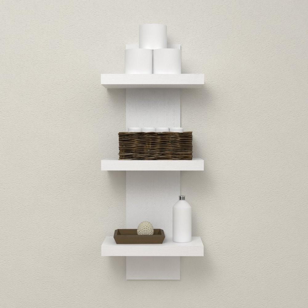 Mobili bagno portaoggetti da parete accessori bagno - Mensole bagno design ...