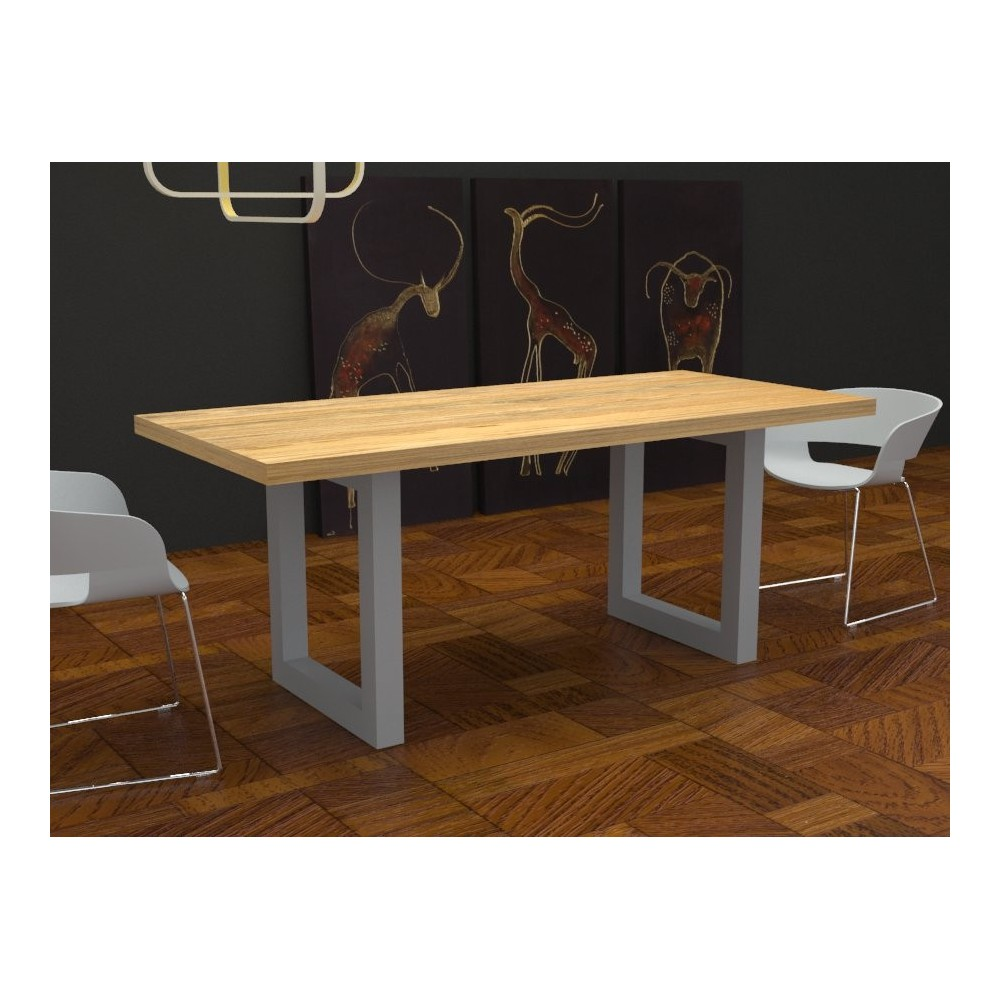 Jacob Kitchen Table in solid wood