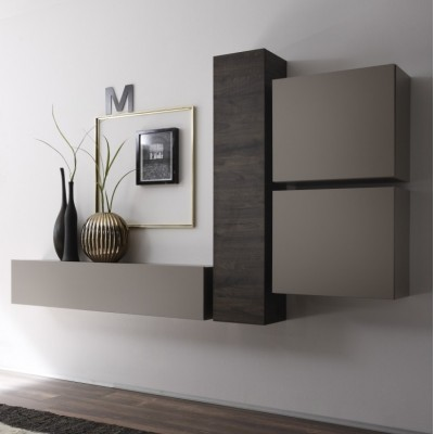 Brasilia Wall Unit