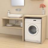 Meuble couvercle machine à laver Stoccolma