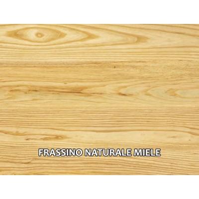 Mensole su misura in legno massello