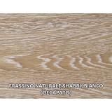 Mensole in legno massello scortecciato