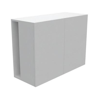 Unité de stockage porte-extensions consolle avec portes