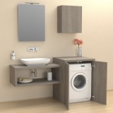 Stoccolma Washing machine cover with doors