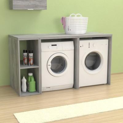 Meuble couvercle machine à laver Riga 175 cm