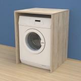 Washing machine furniture cover