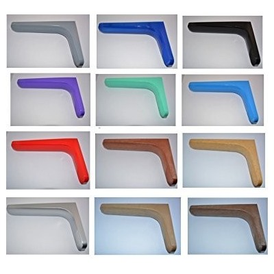 Rml plastic cover shelf bracket