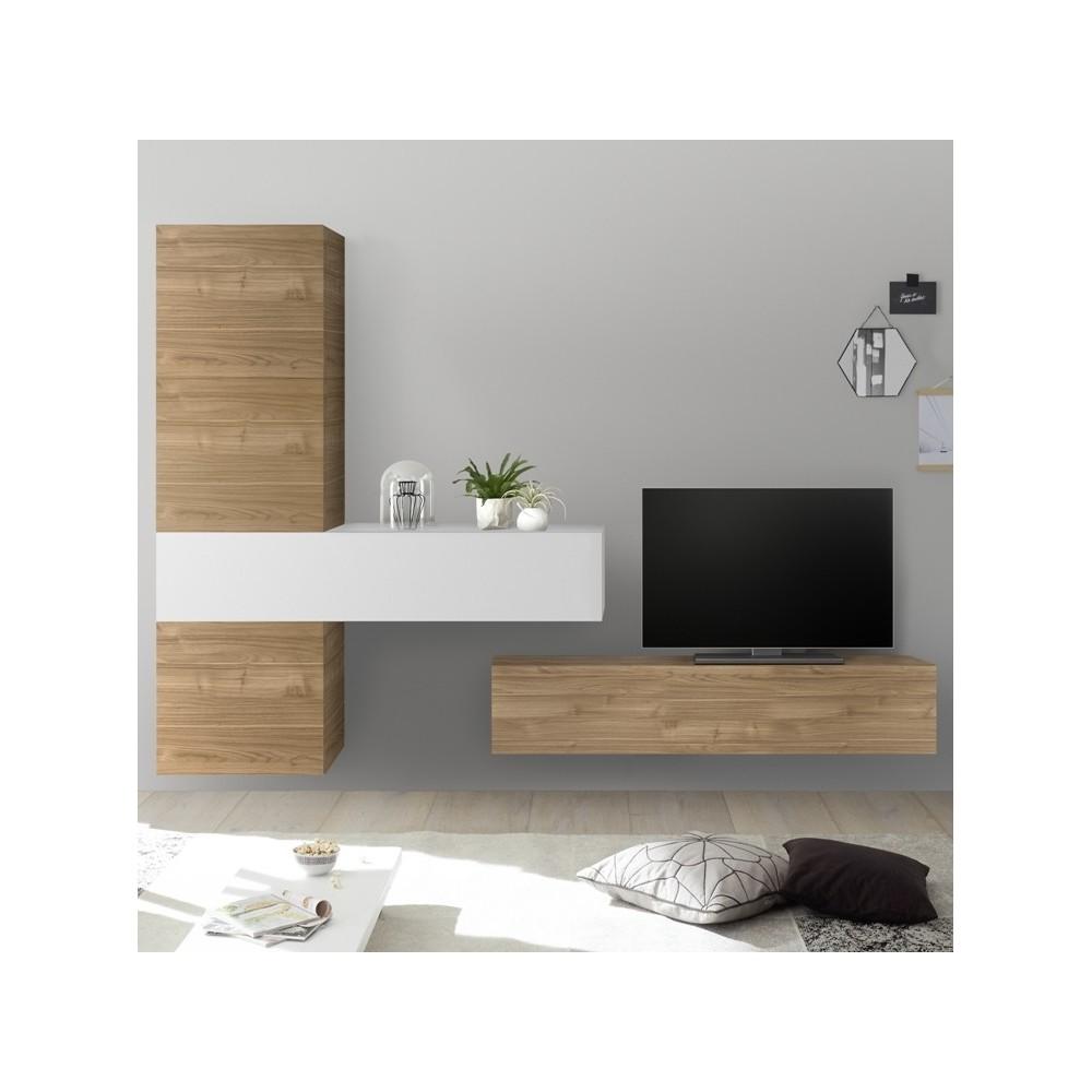 meuble de rangement salon arles meuble salon. Black Bedroom Furniture Sets. Home Design Ideas