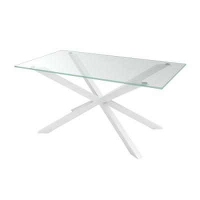 Hawaii glass table