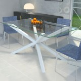 Hawaii glass table