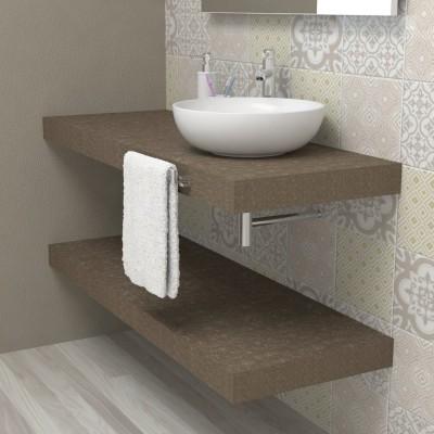 Wash basin shelf - Esterel