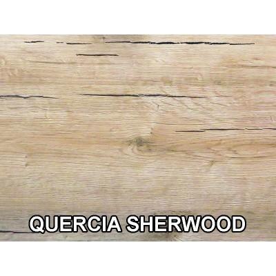 Top d'appoggio per lavabo - Quercia sherwood