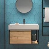 Mobile bagno Paris lavabo 80 cm