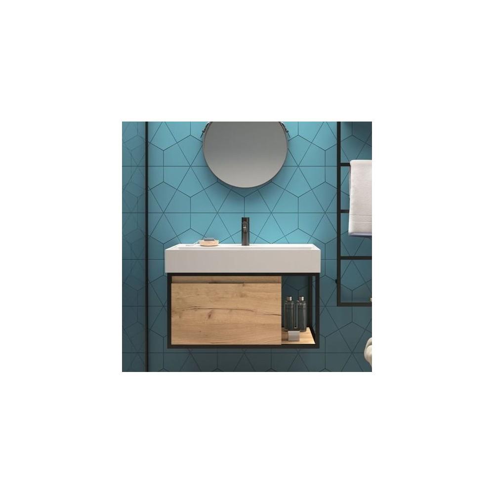 Mobili bagno - Arredo bagno - Mobile bagno Paris 80 cm