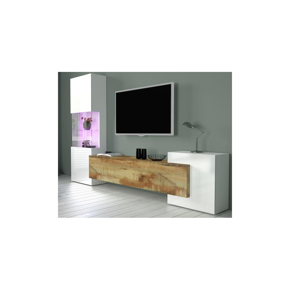 meuble de rangement salon new mit meuble salon. Black Bedroom Furniture Sets. Home Design Ideas