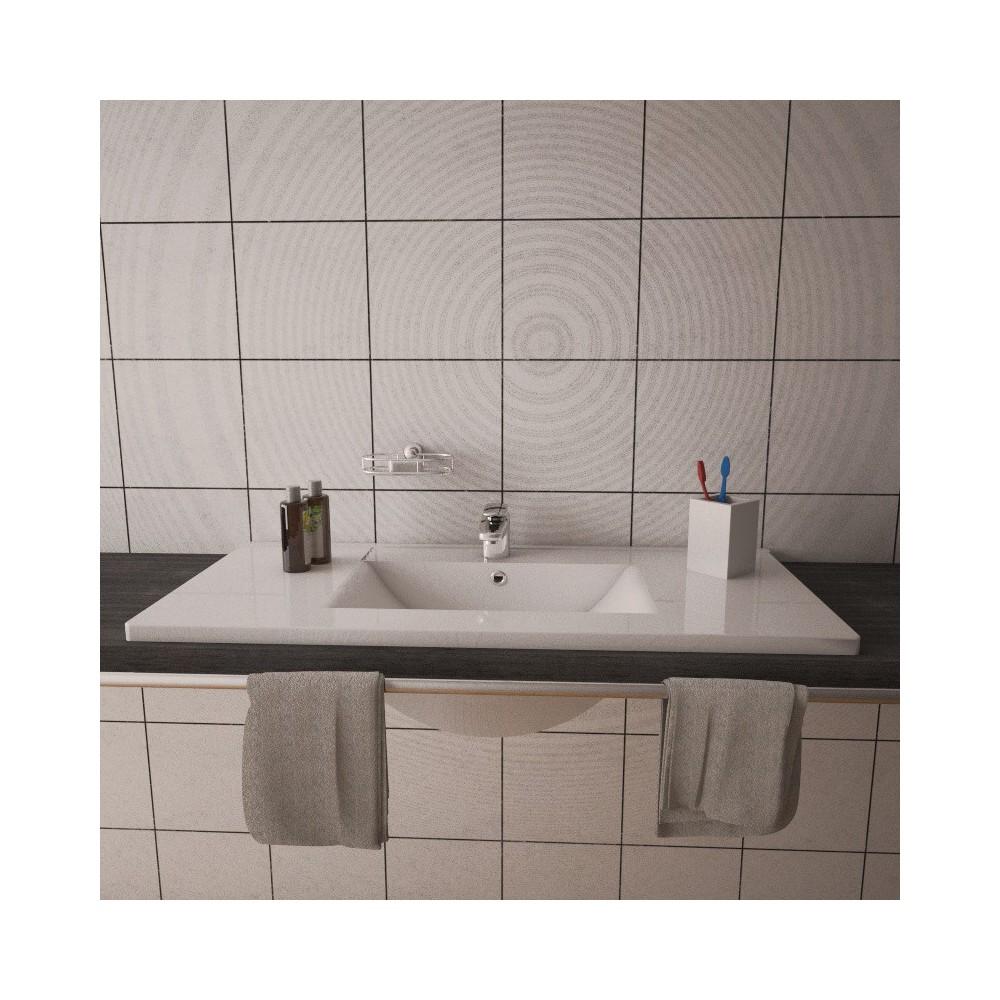 Recessed washbasin Fresh 102