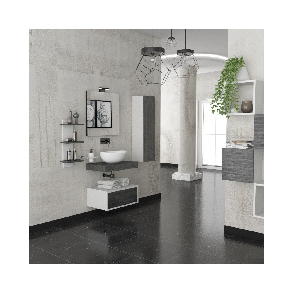 Form - Complete bathroom furniture
