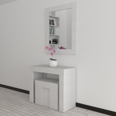 Extensible console Marte with extensions-rack