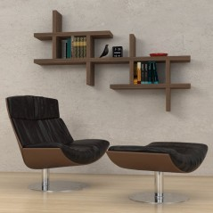 Melody Wooden Shelves