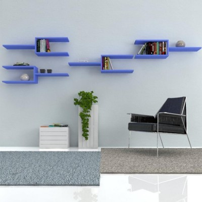 Ingrid Wooden Shelves