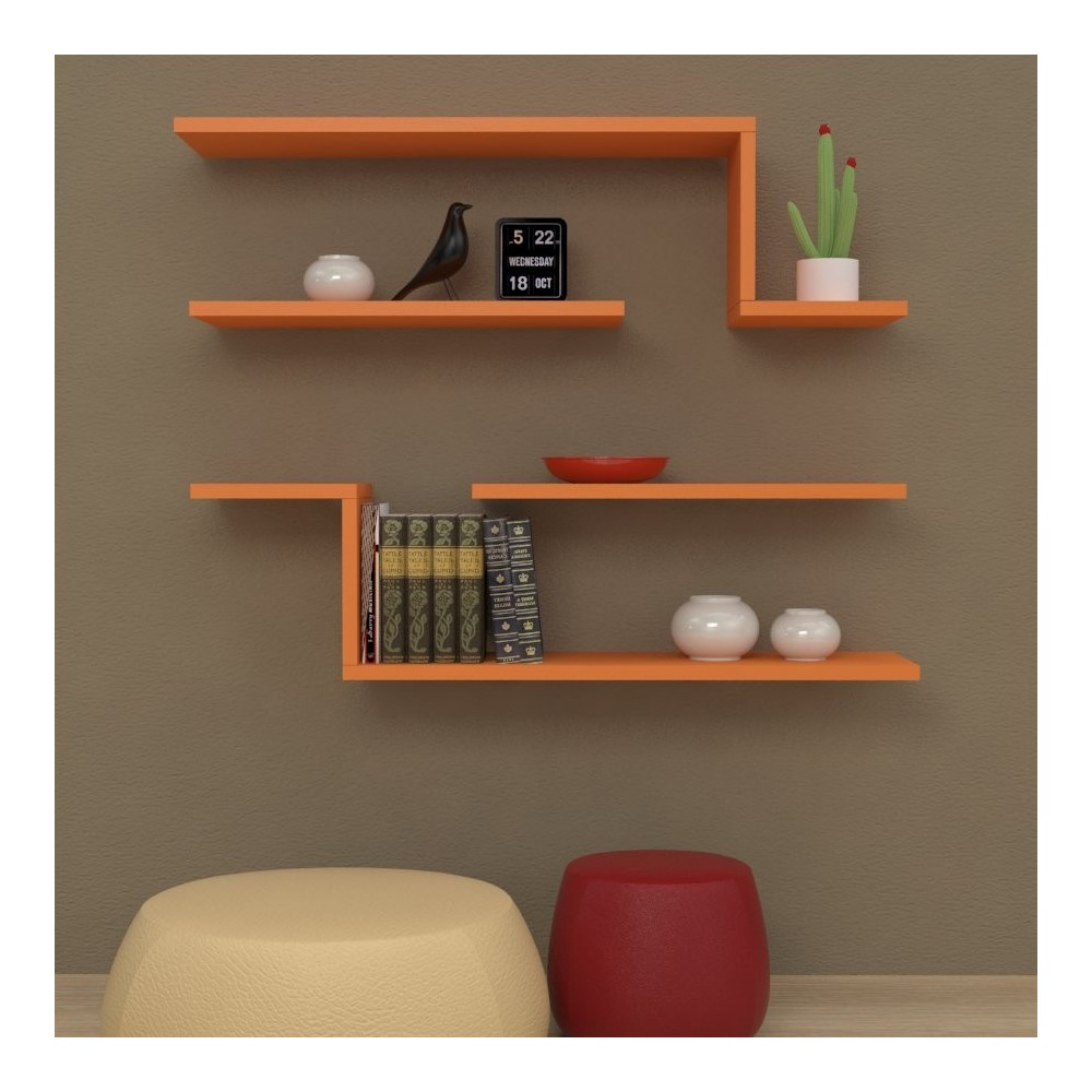 wandregale wandregale angel aus holz zusammengesetzt. Black Bedroom Furniture Sets. Home Design Ideas