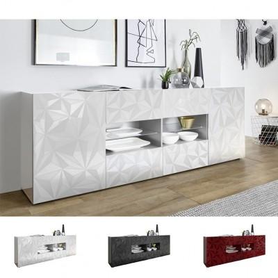 Buffet avec tiroirs Exagon