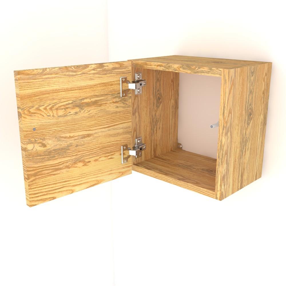etagere cube meuble cube cube en bois avec porte